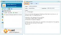 Screenshot programu BigAnt Office Messenger 2.8.0.0