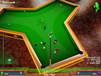 Screenshot programu Billiard Art