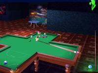 Screenshot programu Billiard Masters