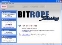 Screenshot programu BitRope