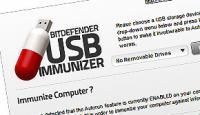 Screenshot programu BitDefender USB Immunizer 2.0.1.9