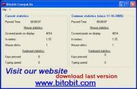 Screenshot programu Bitobit CompoLife 1.3