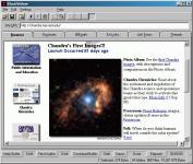Screenshot programu Black Window  4.40