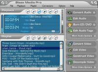 Screenshot programu Blaze Media Pro 8.02