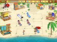 Screenshot programu Bláznivé prázdniny na pláži