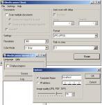 Screenshot programu BlindScanner 2.10.2.0