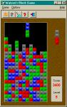 Screenshot programu Block Game 1.0