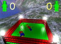 Screenshot programu BlockoFighter  2.02