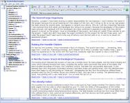 Screenshot programu Blog Navigator  1.2.2