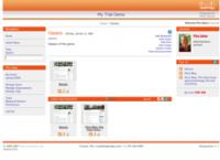 Screenshot programu BlogBridge 6.5