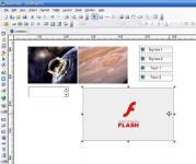 Screenshot programu BlueVoda Website Builder 12.0