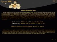Screenshot programu BMI+
