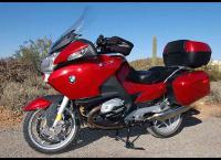 Screenshot programu BMW R1200 Screensaver 1