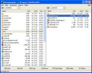 Screenshot programu BonCommander 1.01