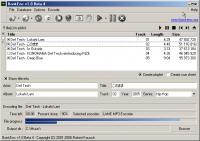 Screenshot programu BonkEnc 1.0.15