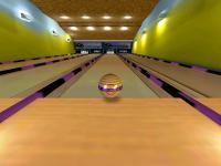 Screenshot programu Bowling Masters