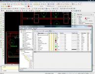 Screenshot programu Bricscad 10.1.11
