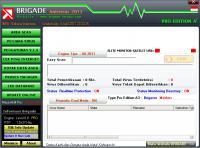 Screenshot programu BRIGADE Antivirus 2012 7.5.82
