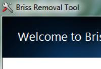 Screenshot programu Briss Removal Tool 1.0