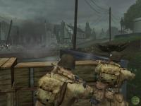Screenshot programu Brothers in Arms: Earned in Blood