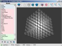 Screenshot programu Browz 3D  1.0