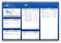 Screenshot programu BudgetView 3.06 Build 120