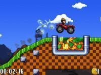Screenshot programu Buggy Rally