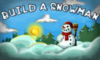 Screenshot programu Build a Snowman 1.0