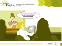 Screenshot programu Business English