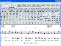 Screenshot programu Busker 3.0