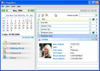 Screenshot programu C-Organizer Pro 4.9.2