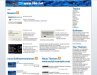 Screenshot programu CMS.libe.net 121