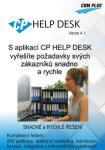 Screenshot programu CP HELP DESK 4.1