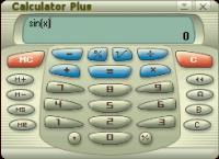 Screenshot programu Calculator Plus 1.25
