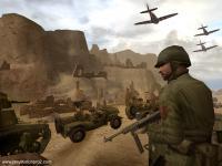 Screenshot programu Call of Duty patch 1.5