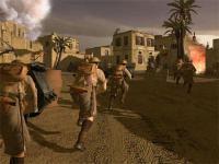 Screenshot programu Call of Duty 2 patch 1.3
