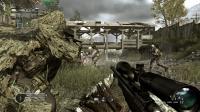Screenshot programu Call of duty 4 patch 1.7