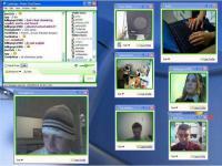 Screenshot programu Camfrog Video Chat 6.11.511