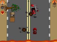 Screenshot programu Car Racing Deluxe