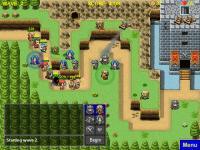 Screenshot programu Castle TD