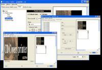 Screenshot programu CD Covers Printer 0.20.2 CZ