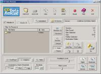 Screenshot programu CD Data Rescue 3.2.9646