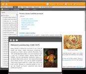 Screenshot programu cdstudent - studijní pomocník