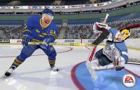 Screenshot programu česká extraliga pro NHL 2005