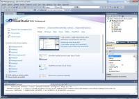 Screenshot programu Česká lokalizace pro Visual Studio 2010 Professional
