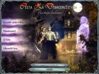 Screenshot programu Cesta za dobrodružstvím 3 – Na stopě duchům