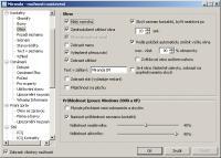 Screenshot programu Čeština pro Mirandu IM 2.18.0