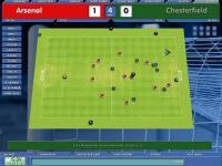 Screenshot programu Championship Manager 2007