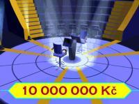 Screenshot programu Chcete být milionářem?