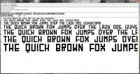 Screenshot programu CherryBomb